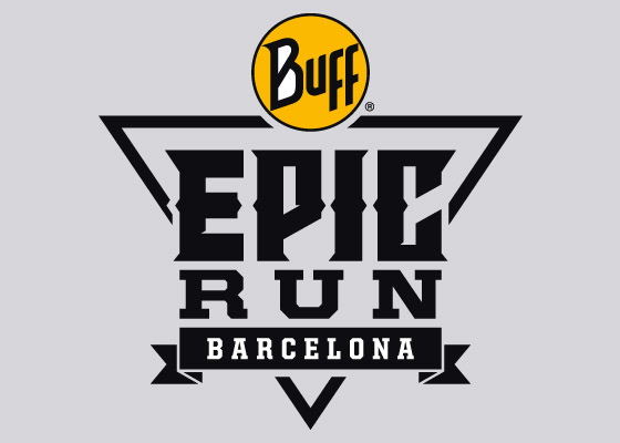 Buff® Epic Run. Barcelona 2016