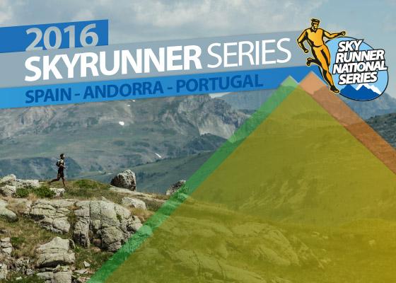 Skyrunner Series Espanya - Andorra - Portugal