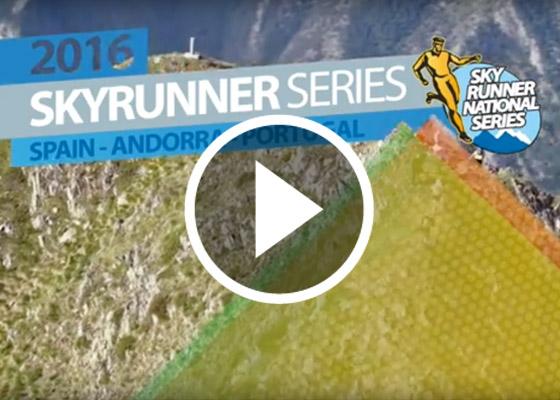 Teaser SkyRunner Series 2016