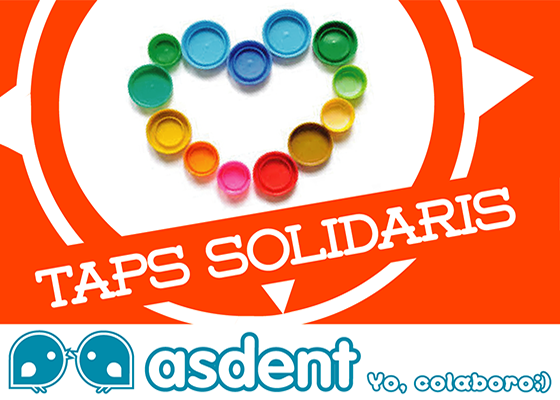 TAPS SOLIDARIS LA PORTALS