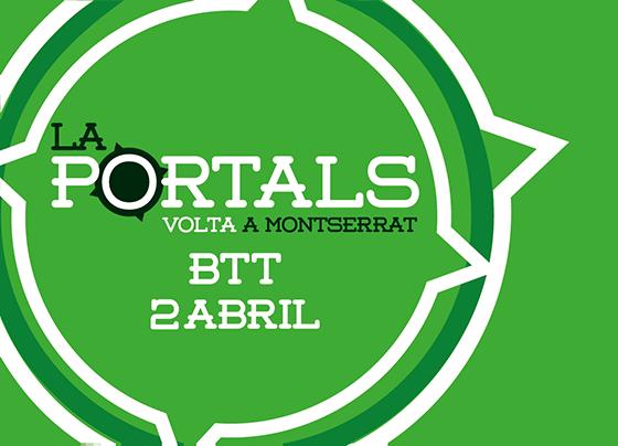 2 ABRIL. LA PORTALS BTT