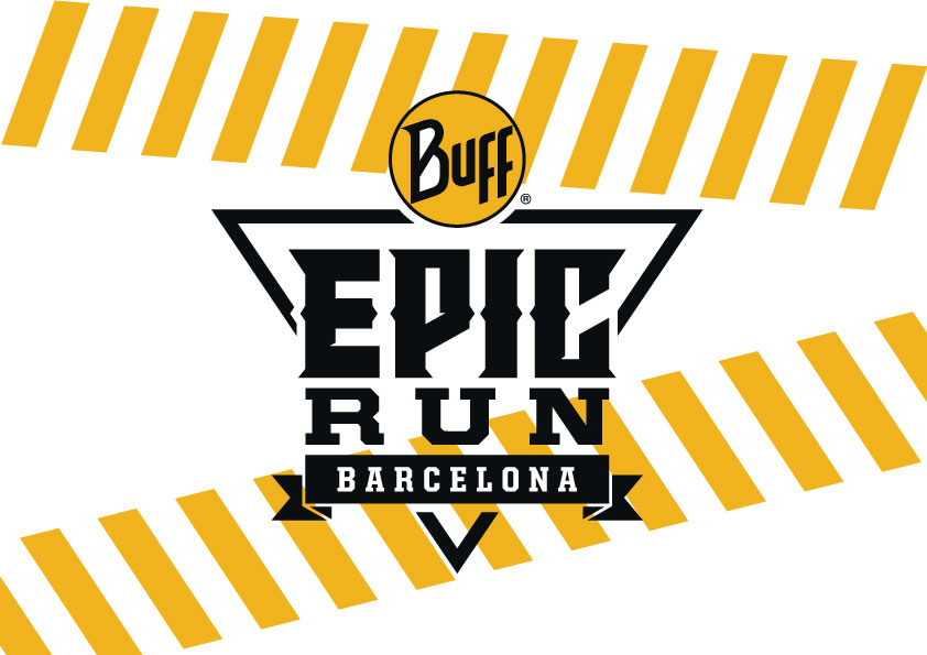 Buff® Epic Run. Barcelona 2018