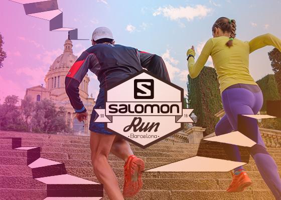 SALOMON RUN