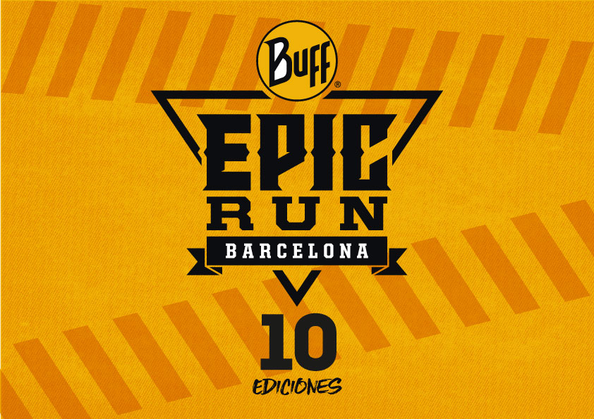 Buff® Epic Run. Barcelona 2017