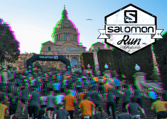 SALOMON RUN