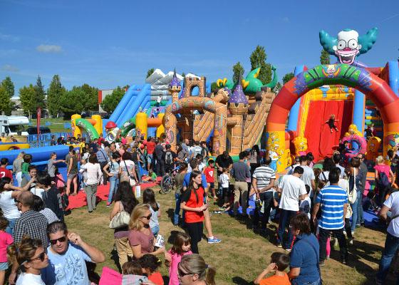 Jornada de dissabte al Festival Esport i Natura Igualada