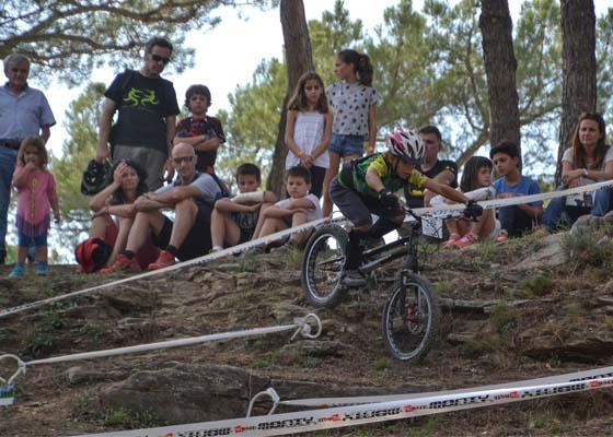 Competici� Bike Trial