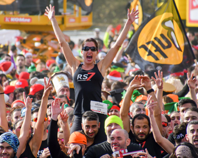 2018.12.15_BUFF EPIC RUN BARCELONA. Carrera