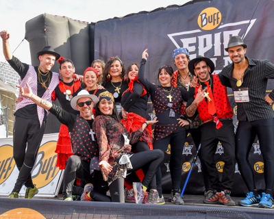 2018.12.15_BUFF EPIC RUN BARCELONA. Photocall