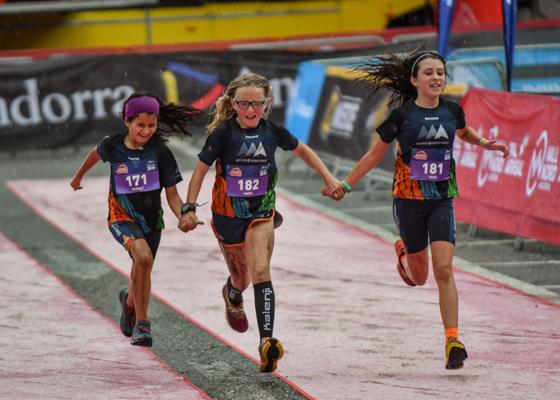 Skyrace Comapedrosa 2019. Catalunya Kids Cup