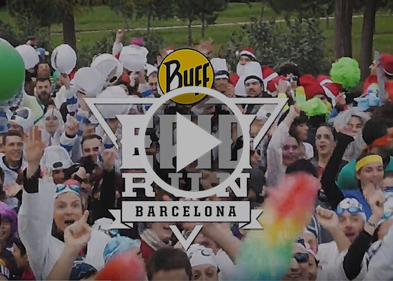VIDEO BUFF® EPIC RUN BARCELONA 2016