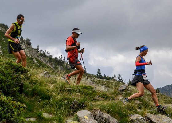 Skyrace Comapedrosa 2016. Photos