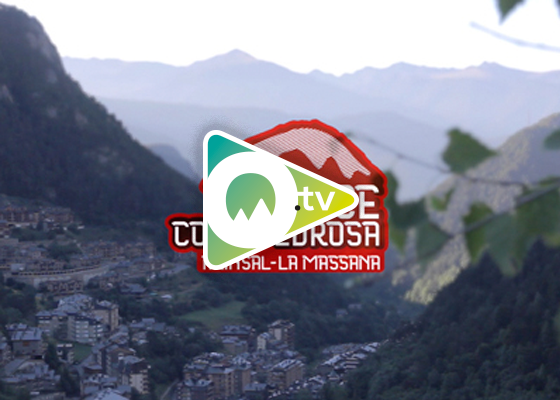 Skyrace Comapedrosa <BR> VIDEO SUMMARY 2015