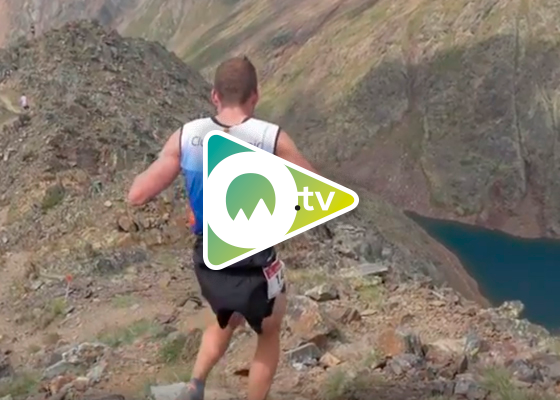 Skyrace Comapedrosa <BR> VIDEO SUMMARY 2016