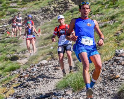 Skyrace Comapedrosa. Arinsal - La Massana (Andorra). 2