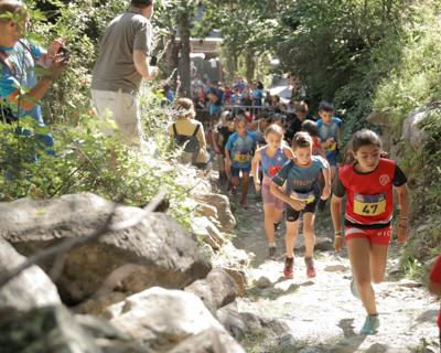 Skyrace Comapedrosa. Arinsal - La Massana (Andorra). CATALONIA KIDS CUP