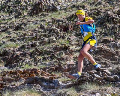 Skyrace Comapedrosa. Arinsal - La Massana (Andorra). 3