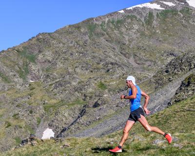 Skyrace Comapedrosa. Arinsal - La Massana (Andorra). 1