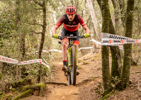 Copa Catalana Internacional BTT Biking Point. Corr� d'Amunt. CRI . 1