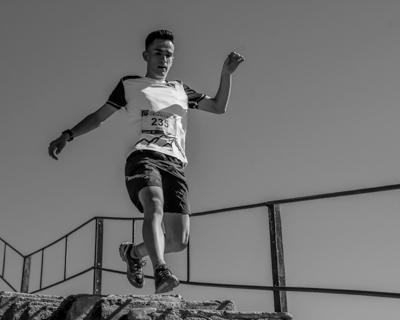 Cursa de l'Alba. Marató de Montserrat. 2