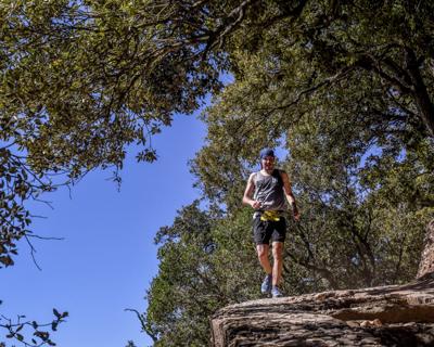 Cursa de l'Alba. Marató de Montserrat. 3
