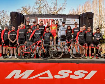Copa Catalana Internacional BTT. Super Cup Massi 2019. Banyoles. Presentaci�n de equipos