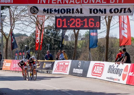 Copa Catalana Internacional BTT. Corró d'Amunt. Elit i Sost23M