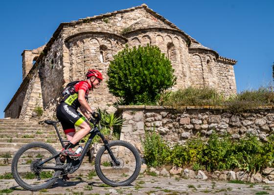 Catalunya e-bike Tour. Igualada - Anoia. Etapa 2