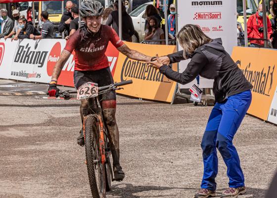 Copa Catalana Internacional BTT Biking Point. Vall de Bo�. 2