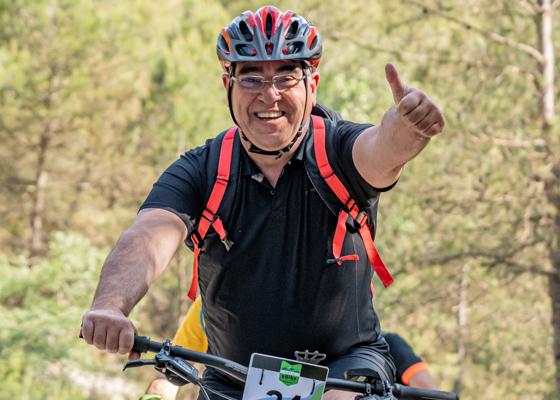 e-Bike Tour by Continental, Anoia. Etapa 1. Galeria