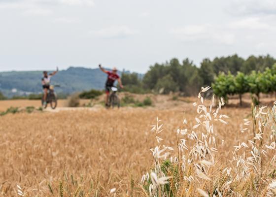 e-Bike Tour by Continental, Anoia. Etapa 1. Reportatge