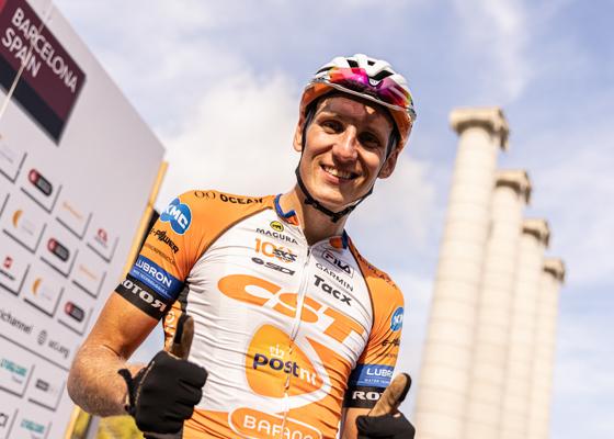 UCI Mountain Bike Eliminator World Cup. Barcelona