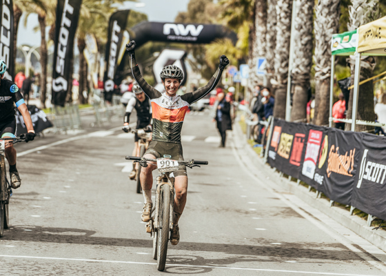 SCOTT Marathon BTT Continental. Cambrils. Photo report