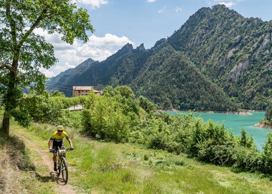 Copa Catalana Internacional BTT Biking Point. Vall de Lord. Elit M i Sub-23 M