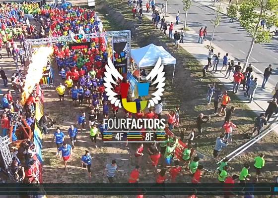 Four Factors 2016