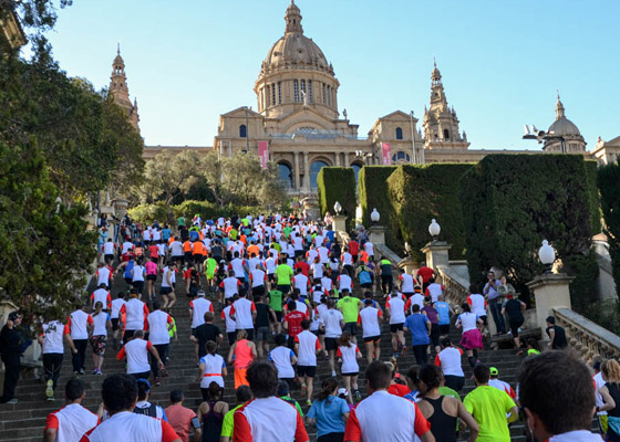 Salomon Run BCN 2016