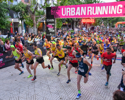 IURNS 2018 - Carrera 10K