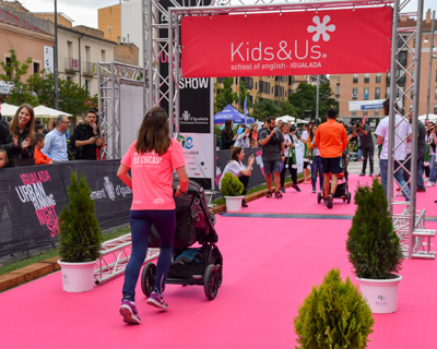 IURNS 2018 - Carreras infantiles