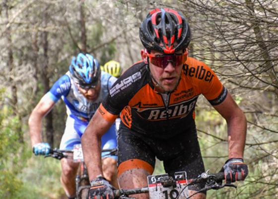 Marathon Cup 2018<br>Aguilar de Segarra<br> cyclists