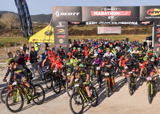 Marathon Cup 2019<br>Sant Joan de Mediona<br>2