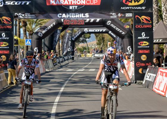 Marathon Cup 2019<br>Cambrils<br>UCI MARATHON Series<br>1