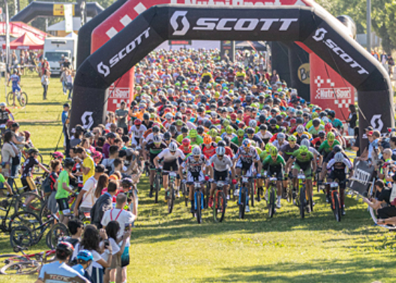 Marathon Cup 2019<br>GIRONA � SOE<br>UCI MARATHON Series<br>2