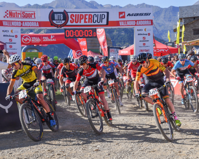 Copa Catalana Internacional BTT. Supercup Massi. Vallnord. 0