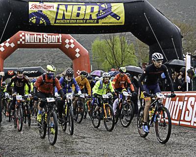 Noguera Bike Race. Sant Lloren� de Montgai