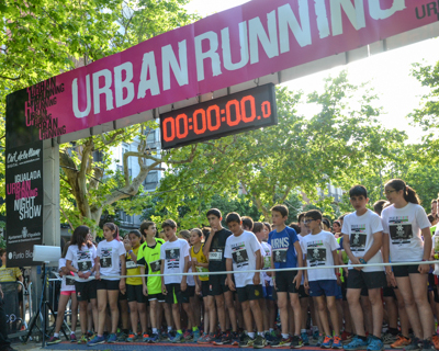 IURNS 2016. CARRERAS INFANTILES