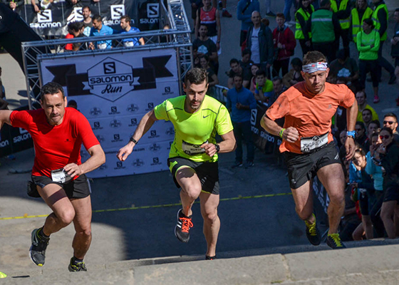 Salomon Run Vertical Barcelona 2017