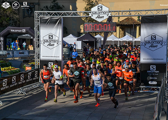Salomon Run BCN 2017