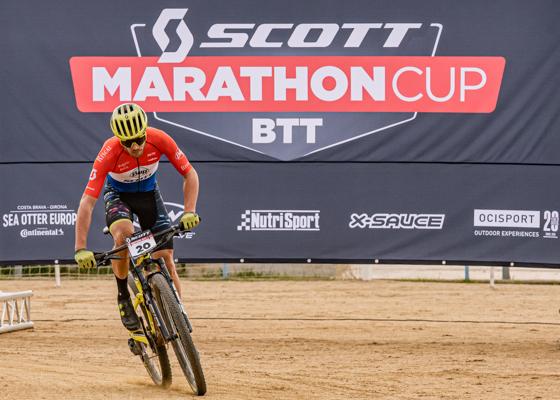 SCOTT Marathon BTT. Mediona. Reportaje