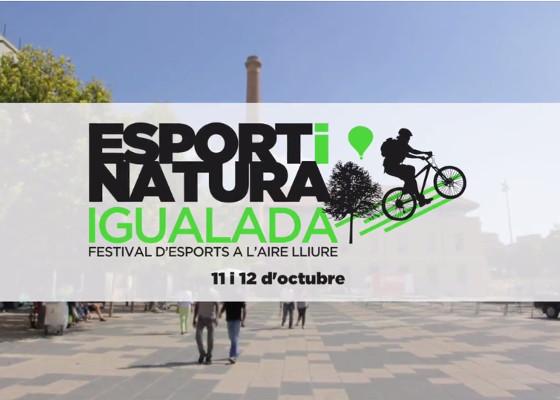 Presentació del Festival Esport i Natura Igualada