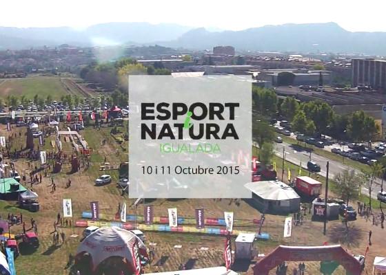 Esport i Natura 2015